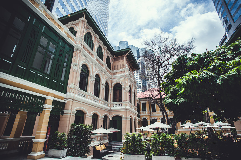 The House on Sathorn