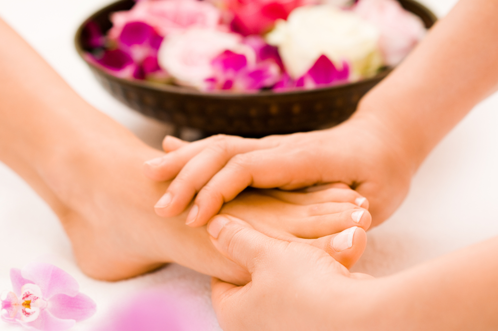 Thai Foot Massage - Remarkable Healers