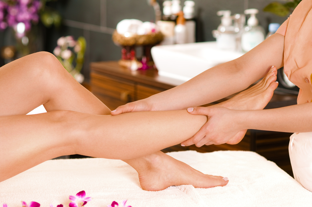 Thai foot and lower leg massage - Remarkable Healers
