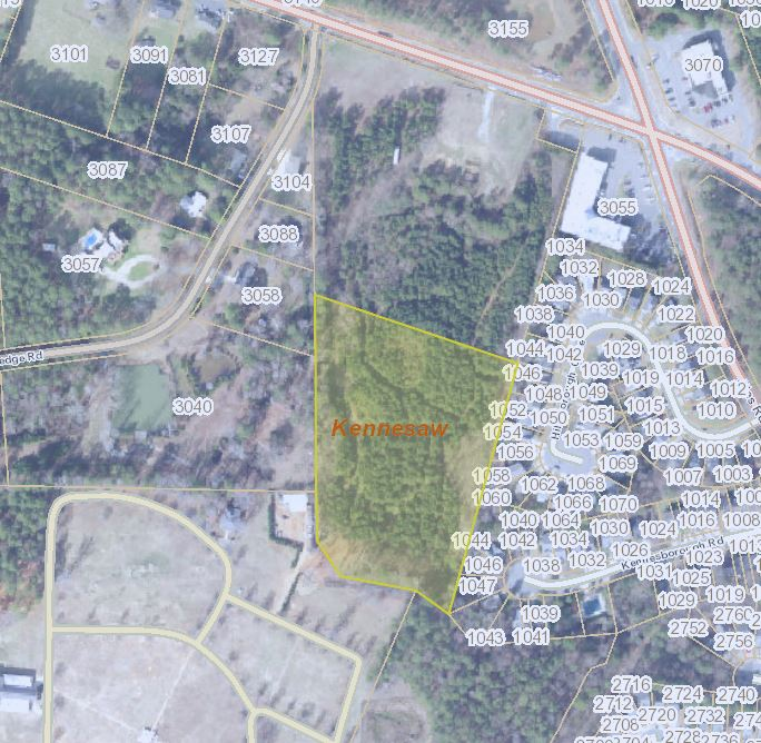 5.86 Acres off Main St. Kennesaw, GA