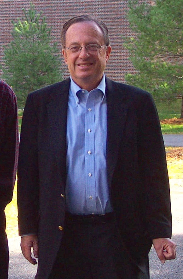 Alan Rubin presented about biosolids at Bowdoin College, Brunswick, Maine, Nov. 2005