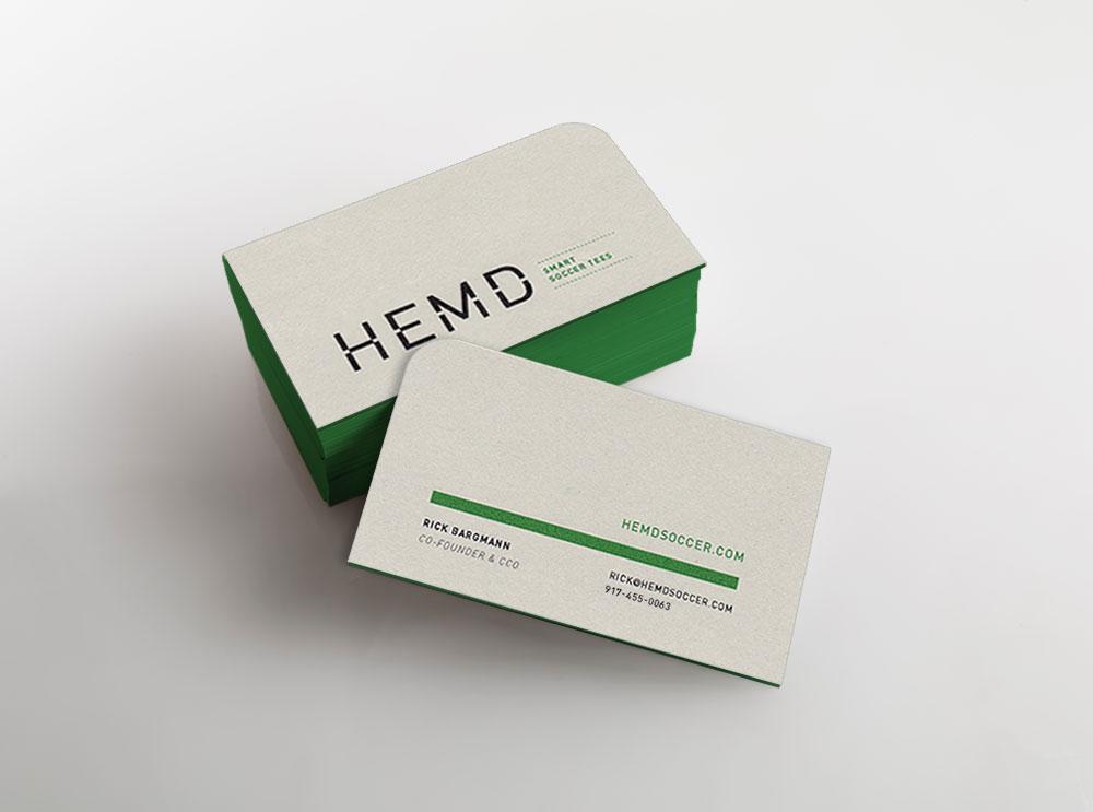 HEMD — Rick Bargmann D+D