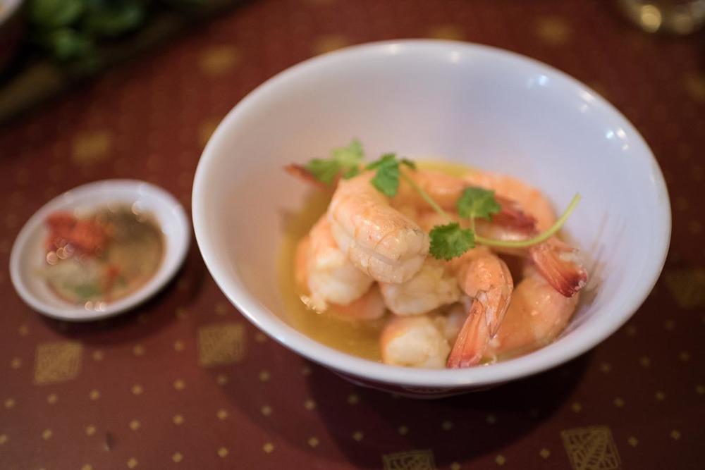 A Shrimp Special