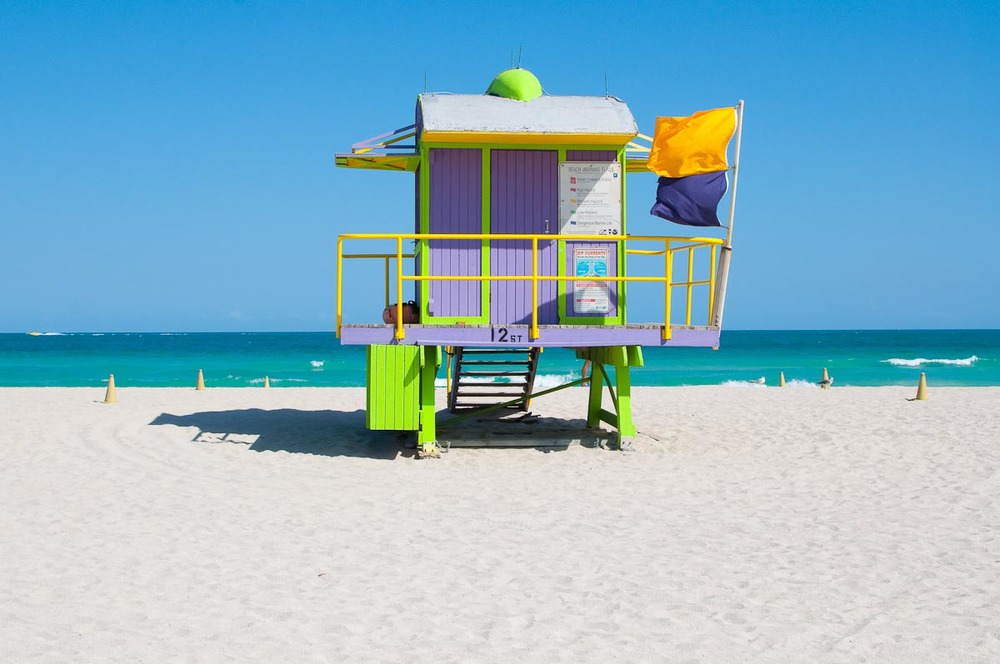 Miami Beach | Photo Credit: ©Find. Eat. Drink.