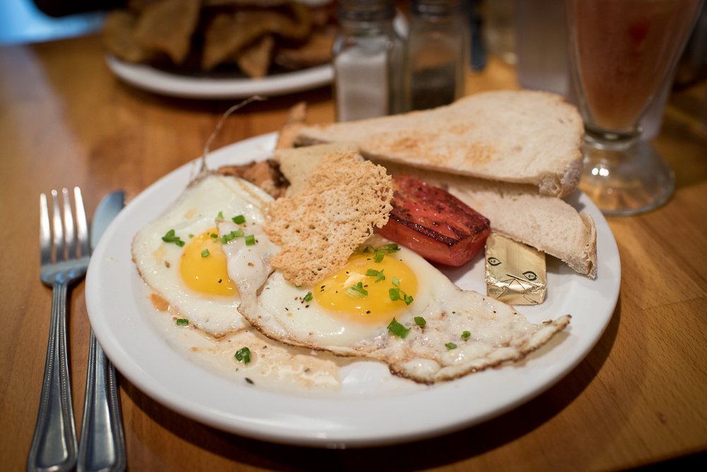 Breakfast at Ants Pants | Photo Credit: Find. Eat. Drink.