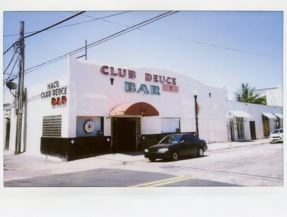 Mac's Club Deuce Bar | Photo Credit: Phillip Pessar [flickr]