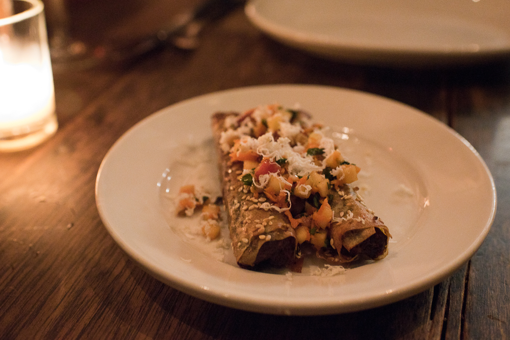 Pastilla at Zahav | Photo Credit: Find. Eat. Drink.