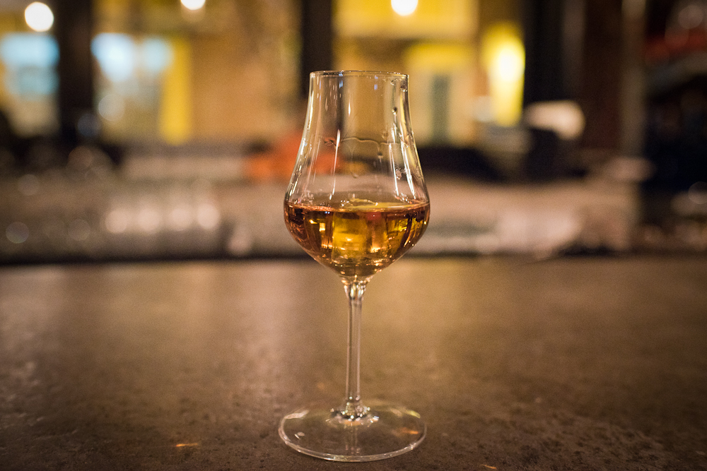 Bourbon at Stateside | Photo Credit: Find. Eat. Drink.