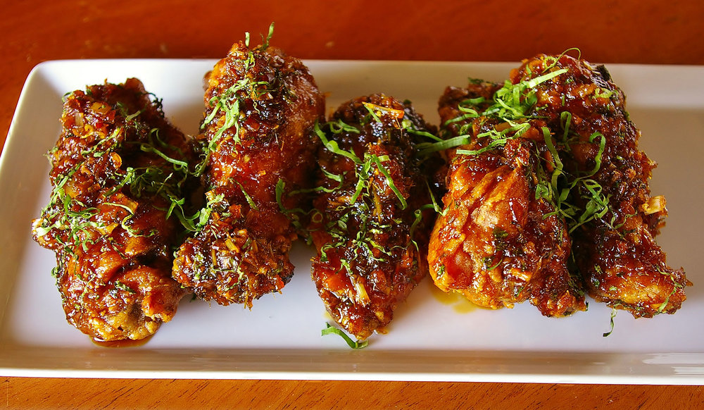 Chicken Wings  | Photograph Courtesy of Mopho