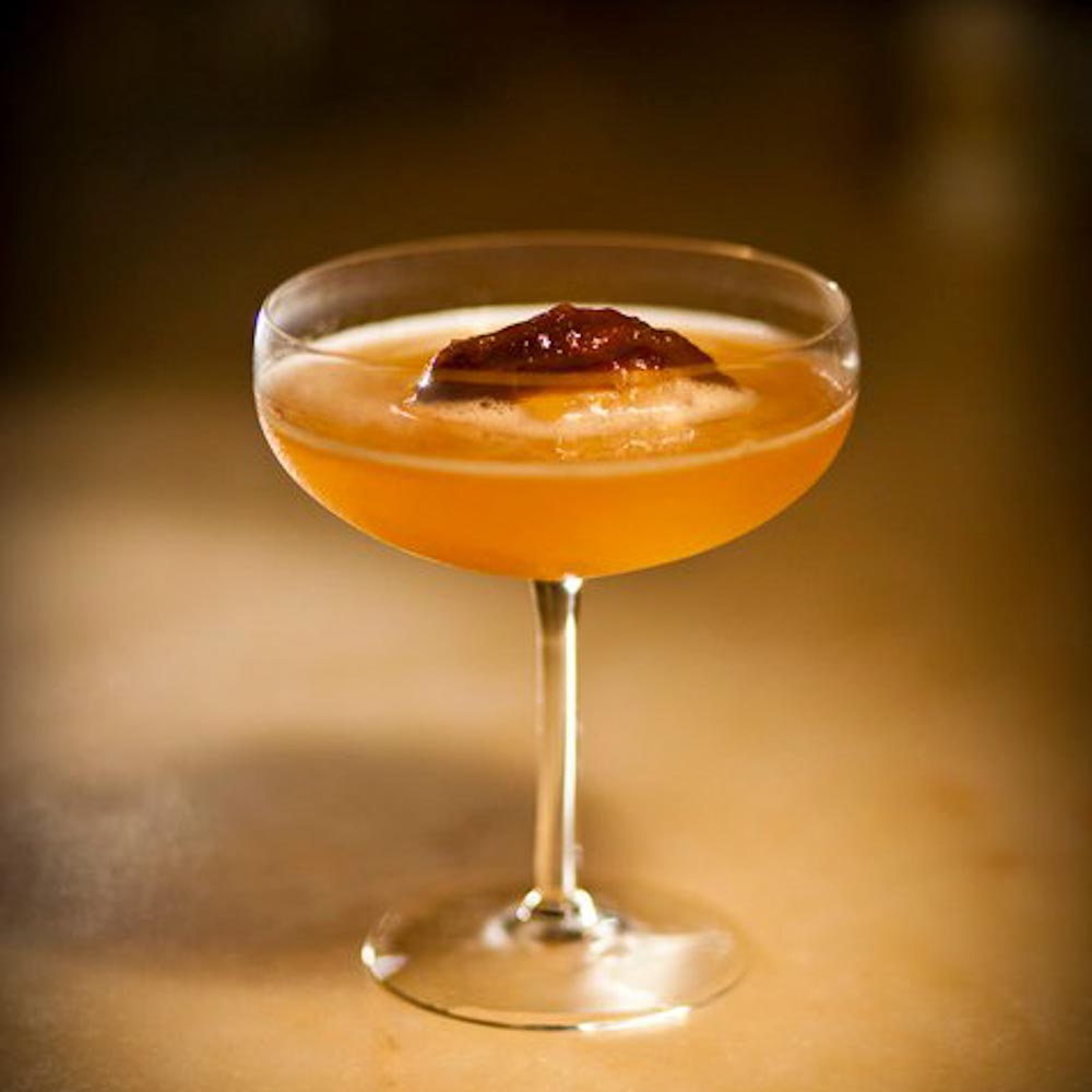Hencho de Mexico cocktail | Photograph Courtesy of Apotheke