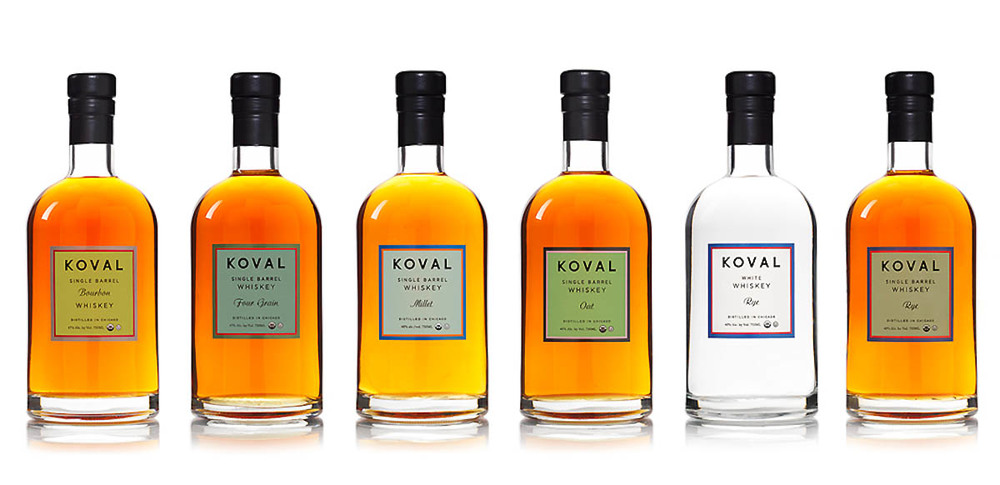 Photograph Courtesy of Koval Distill ery
