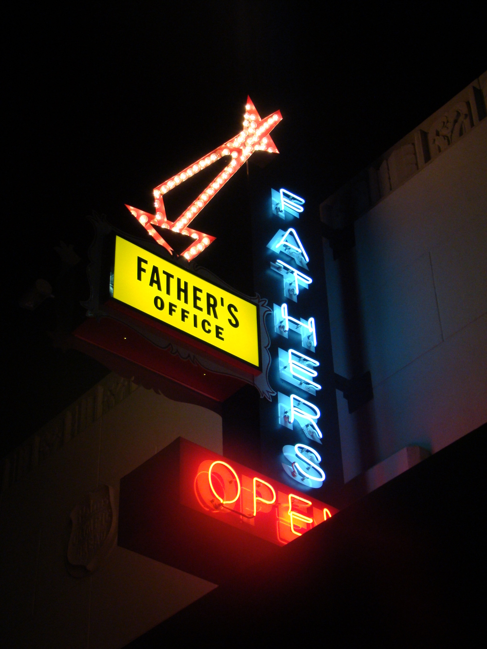 Father's Office | Photo Credit: Vmiramontes [flickr]