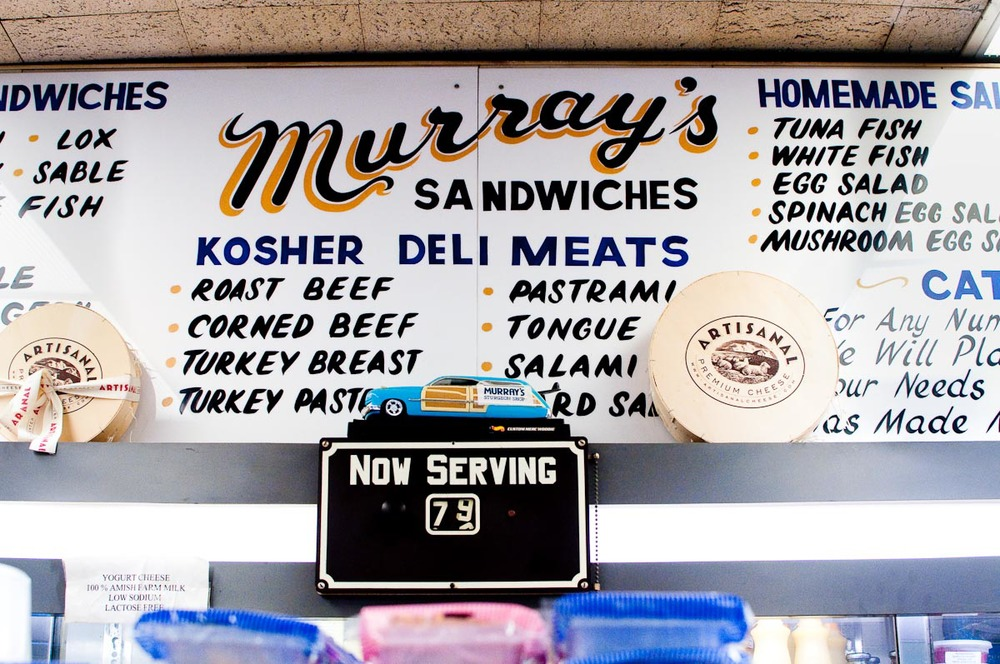 Murray's Sturgeon Shop | Photo Credit: Find. Eat. Drink.