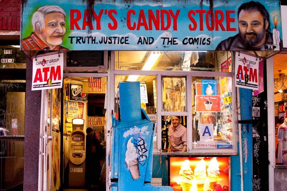 Ray's Candy Store | Photo Credit: Find. Eat. Drink.