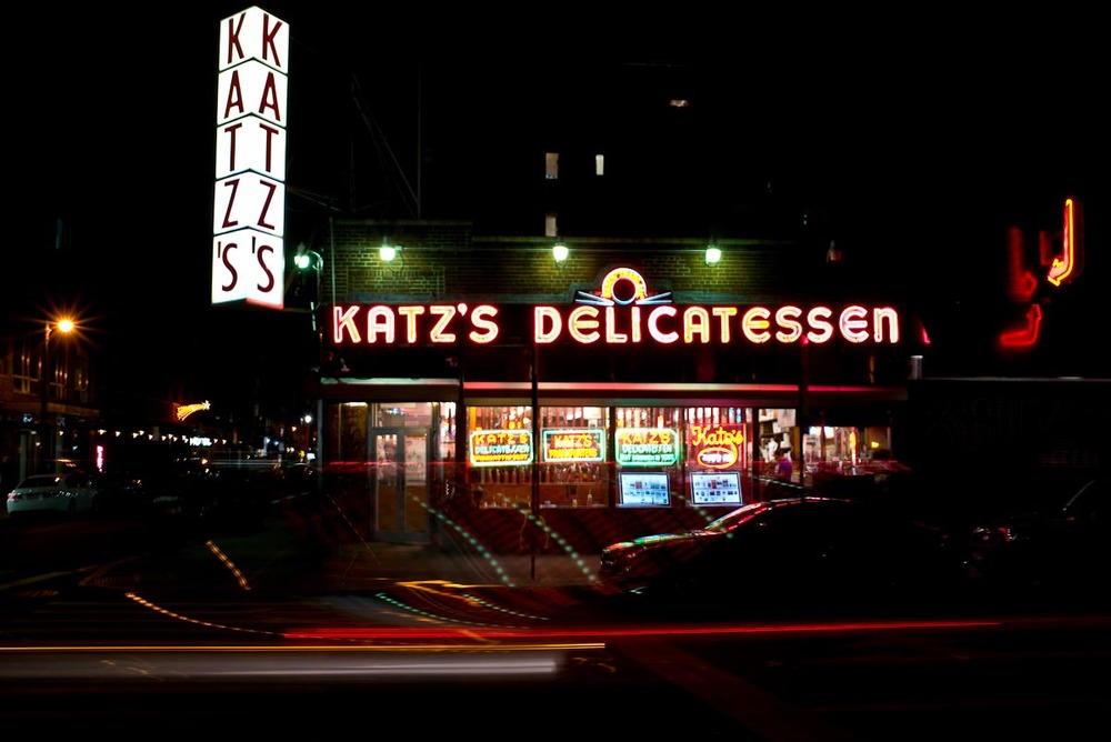 Katz's Delicatessen | Photo Credit: Find. Eat. Drink.