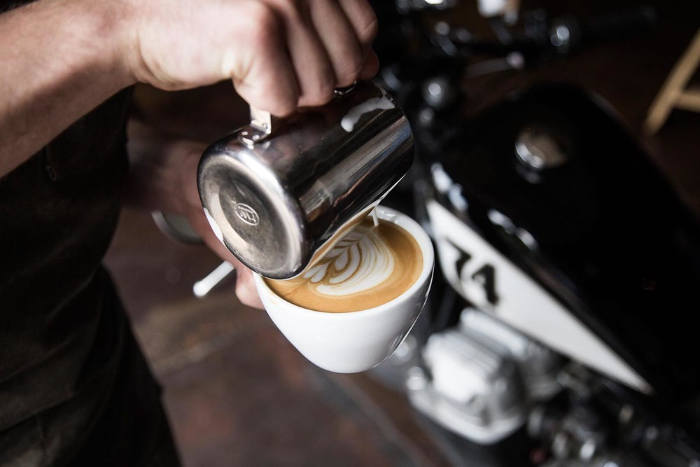 Photograph Courtesy of Barista Parlor