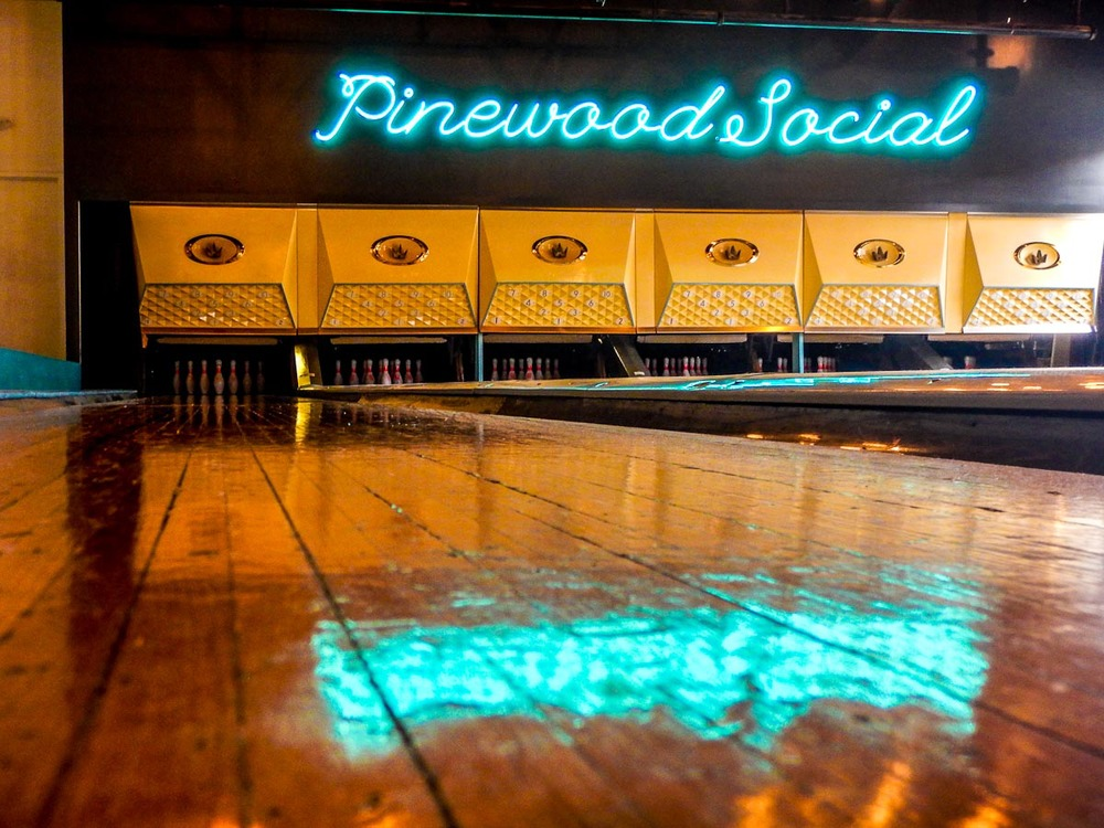 Pinewood Social | Photo Credit:  Dave Malkoff [flickr]