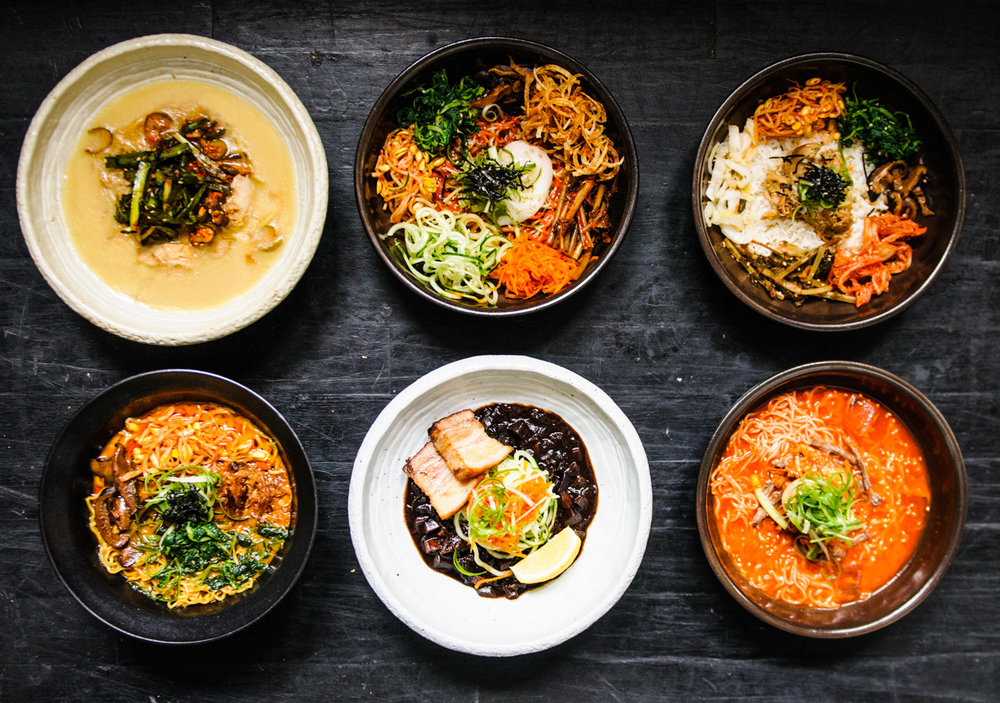 Ramen Dishes mŏkbar | Photo Credit: Arthur Shim