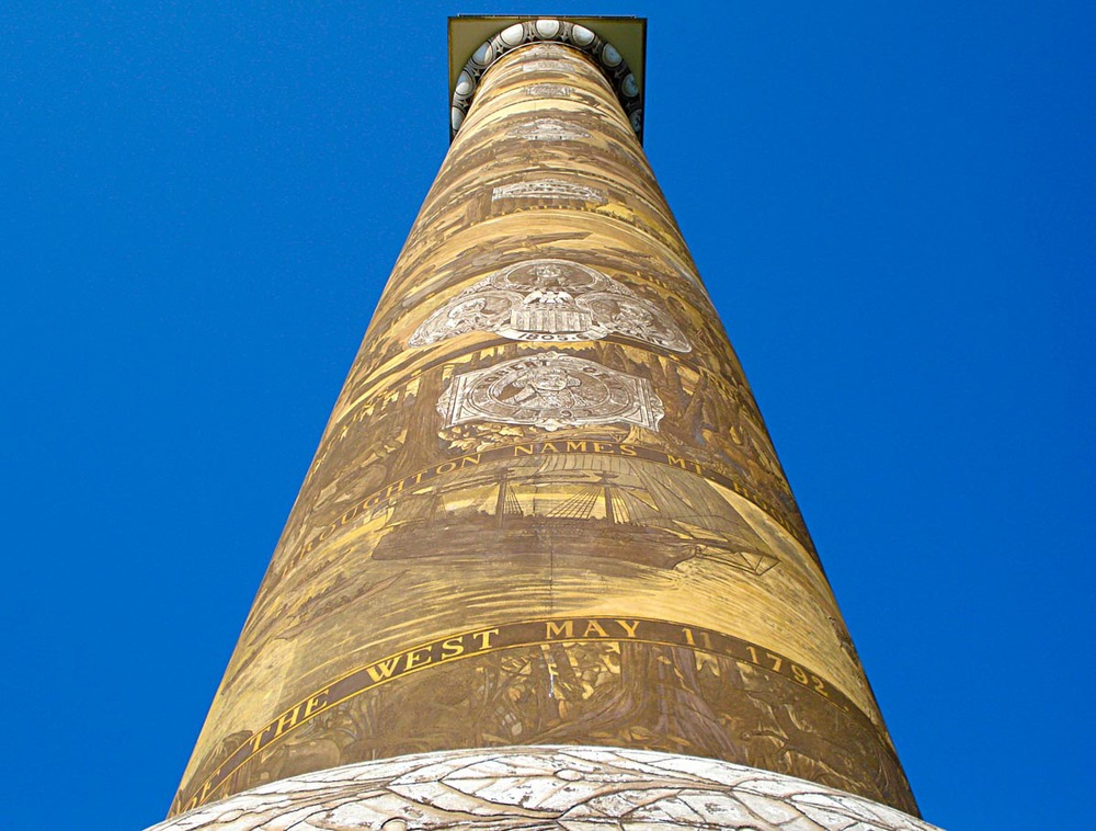 Astoria Column |Photo Credit:Joanna Poe [Flickr]