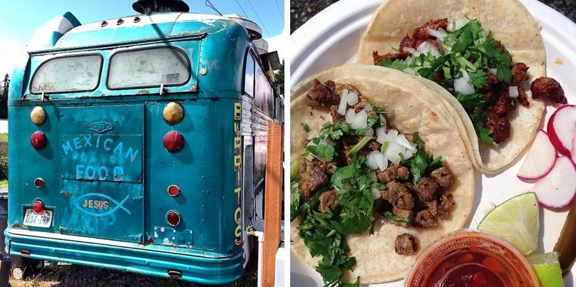 Tacos La Fuente | Photo Credit: Jenn Louis