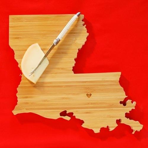 Louisiana Cutting Board | Photo Credit:Söpö