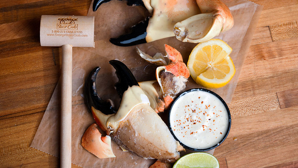 Stone Crabs | Photo courtesy of My Ceviche