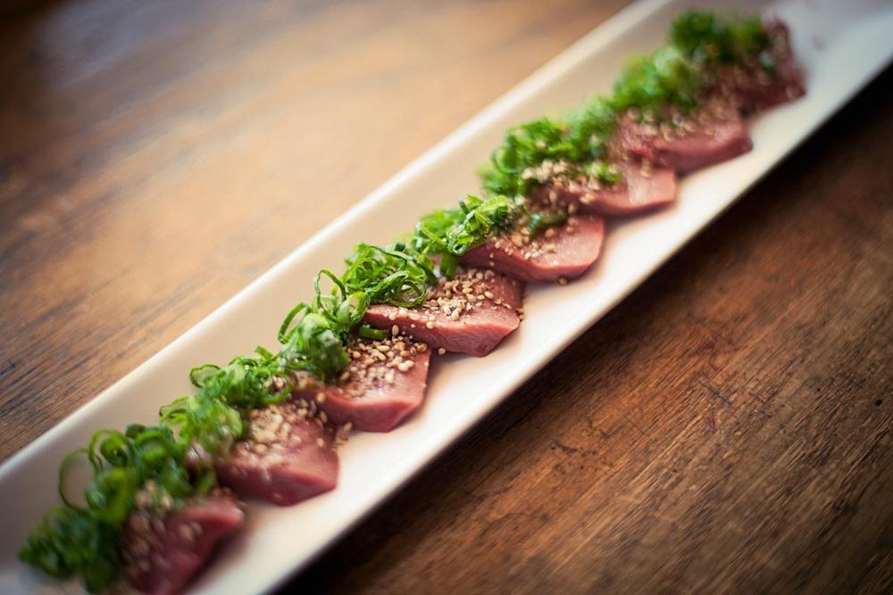 Veal Liver Sashimi