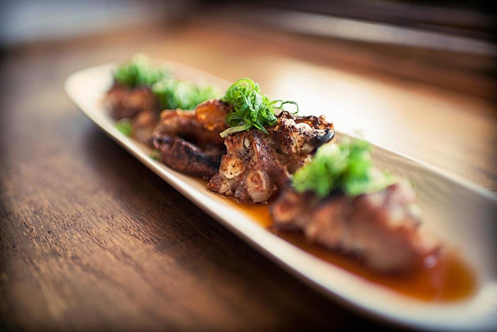 Grilled Pork Tonsuku
