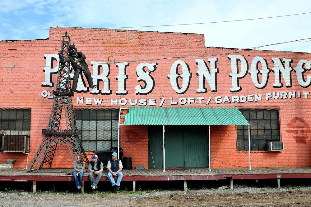 Paris on Ponce in Atlanta | Photo Credit: TimothyJ [flickr]