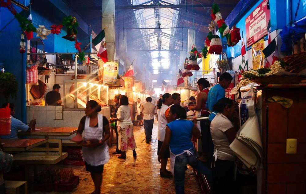 Mercado 20 de Noviembre | Photo Credit: Molo Malverde [flickr]