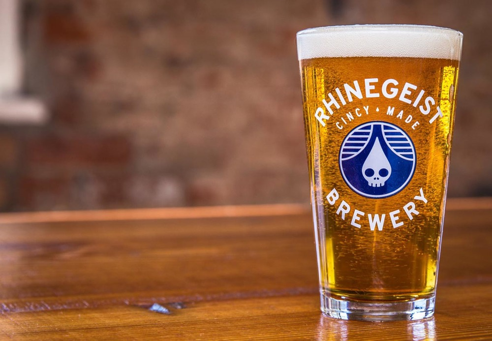 Photograph courtesy of Rhinegeist Brewery