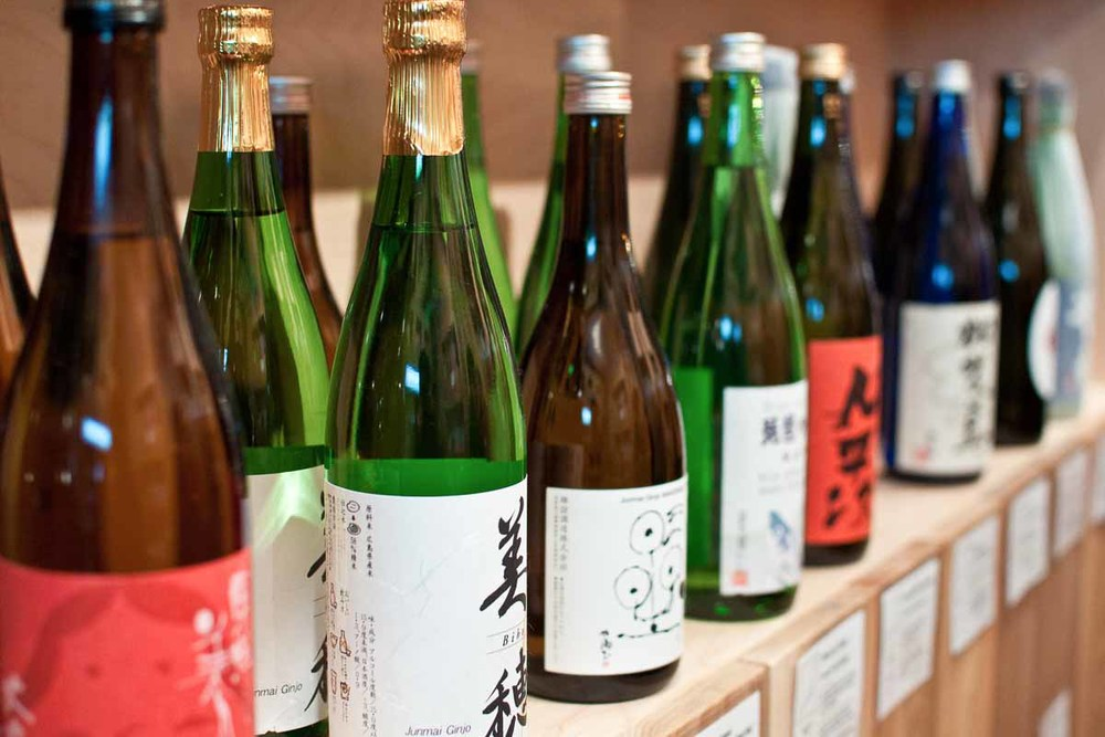 Sake at Sakaya | Photo Credit: Find. Eat. Drink.