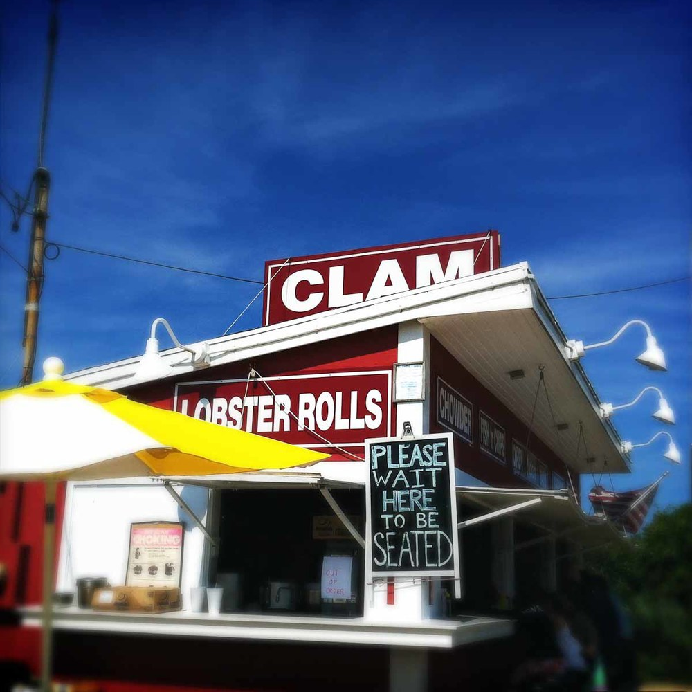 The Clam Bar | Photo Credit: Find. Eat. Drink.
