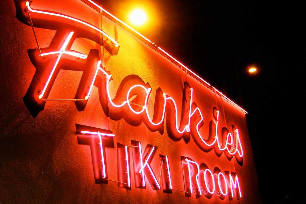 Frankie's Tiki Room | Photo Credit: Sarah Nichols [flickr]