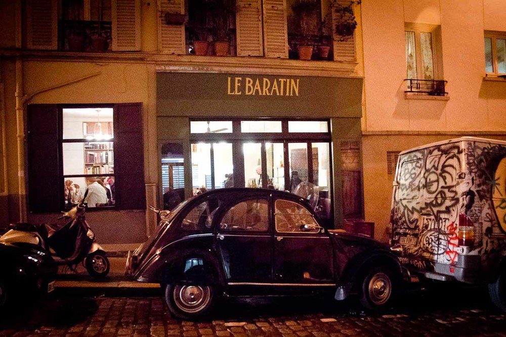 Le Baratin | Photo Credit: Find. Eat. Drink.