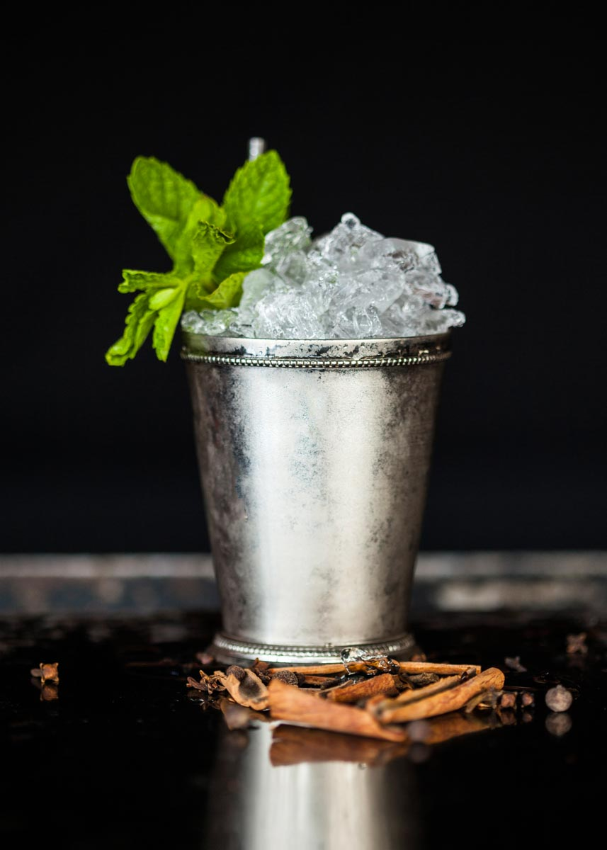 The Julep and the Crusta |  Photo Credit: Julie Soefer Photography