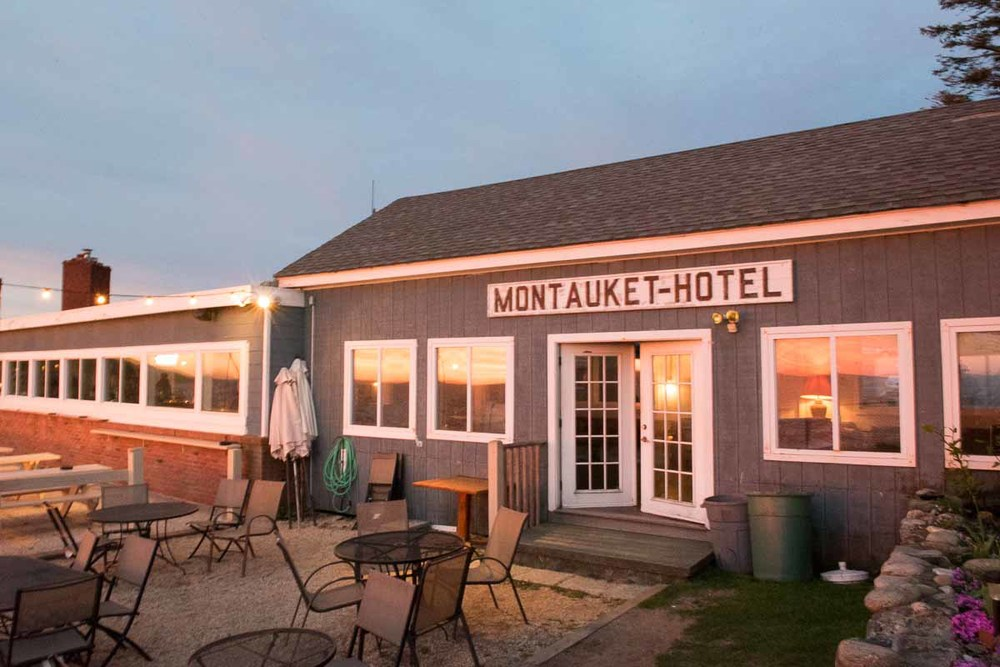 Sunset at Montauket | Photo Credit: Find. Eat. Drink.