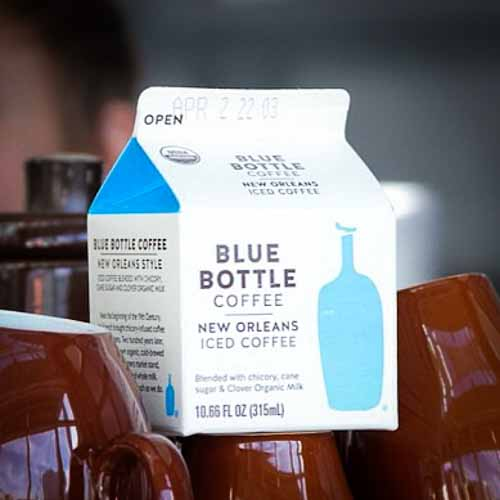 Photograph courtesy of Blue Bottle