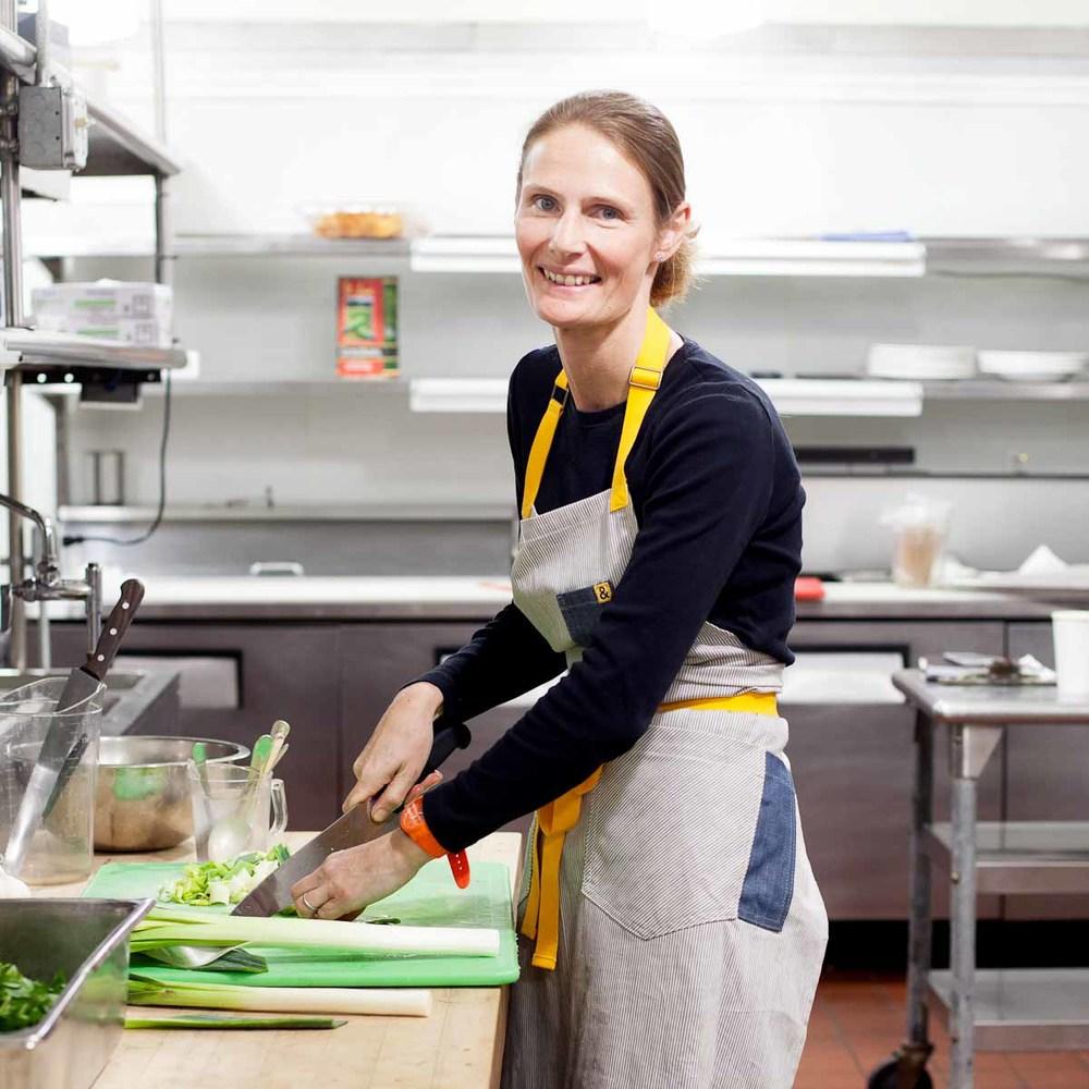 Chef Annie Wayte | Photo Credit:Lee Clower