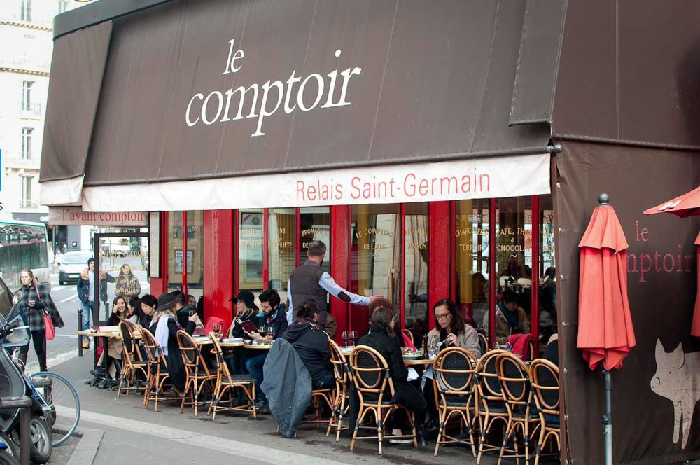 Le Comptoir | Photo Credit: Find. Eat. Drink.