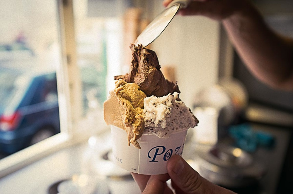 Gelato at Pozzetto | Photo Credit: Troy House