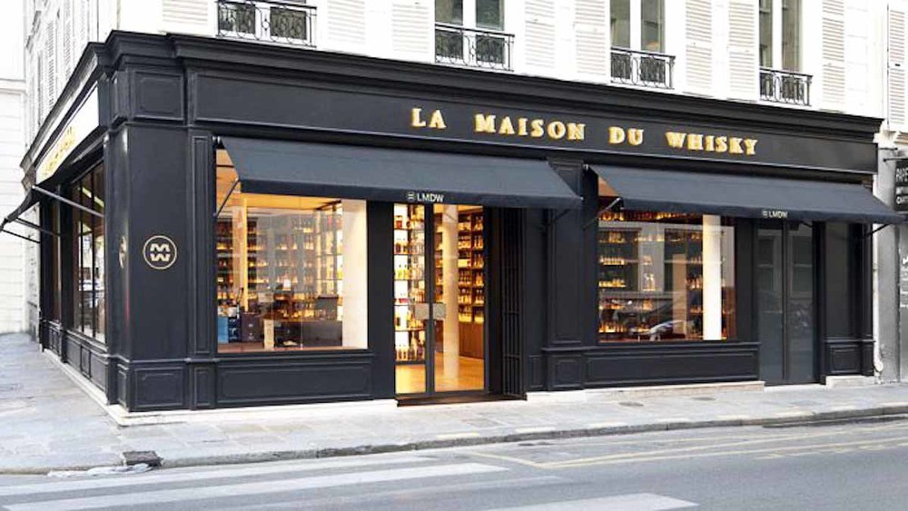 Photograph courtesy of La Maison du Whisky