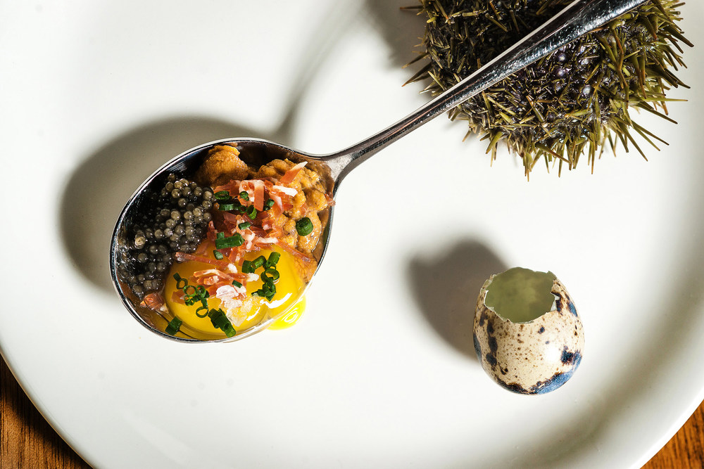 The Uni Spoon at Toro | Photograph courtesy of Toro