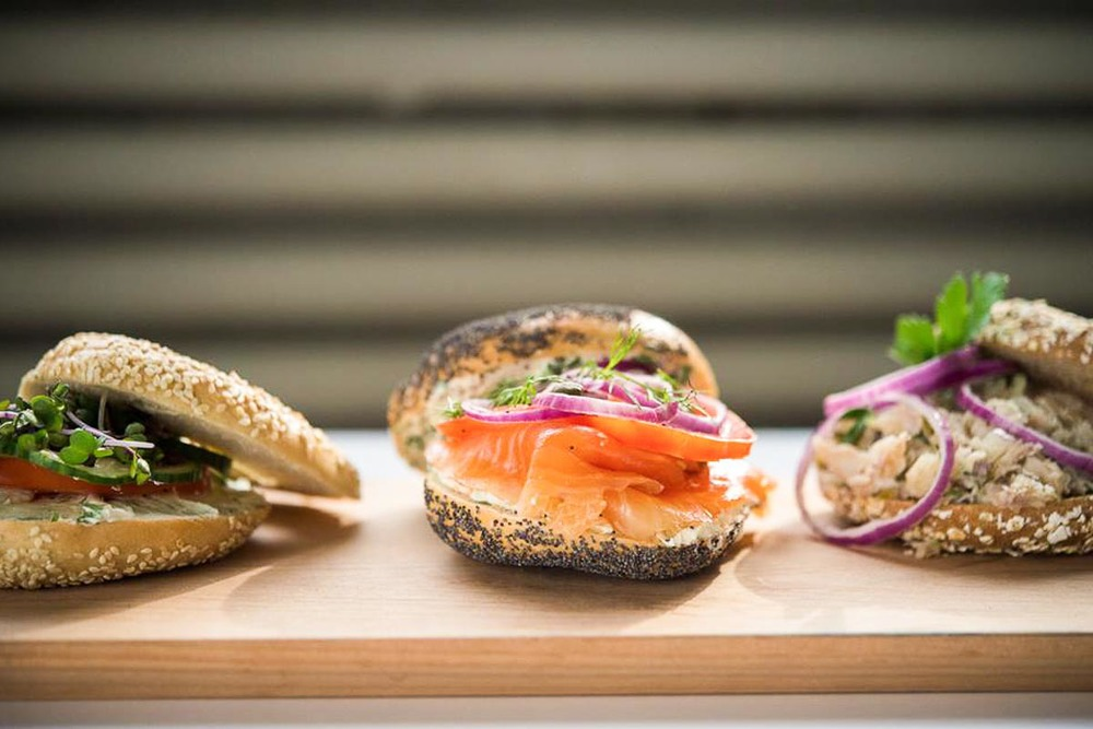 Photograph courtesy of Black Seed Bagels