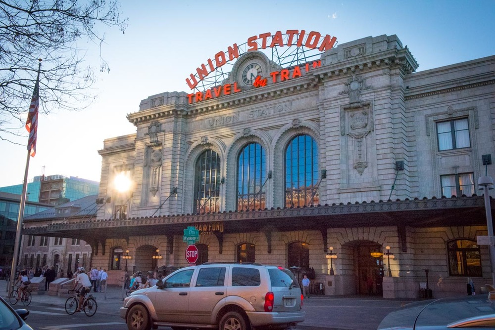 Denver's Union Station | Photo Credit: Find. Eat. Drink.