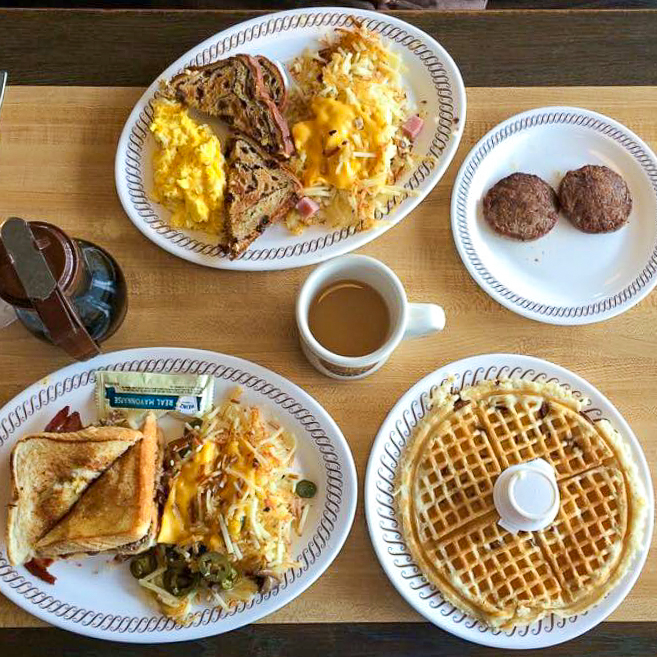Photograph courtesy of Waffle House