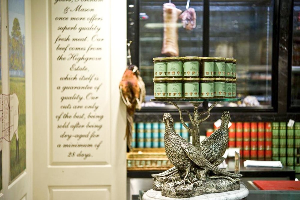 Photograph courtesy of Fortnum & Mason