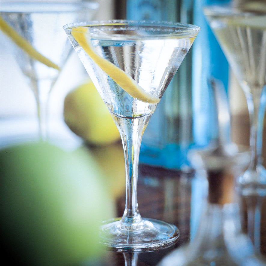 A martini at Dukes Bar | Photograph courtesy of Dukes Hotel