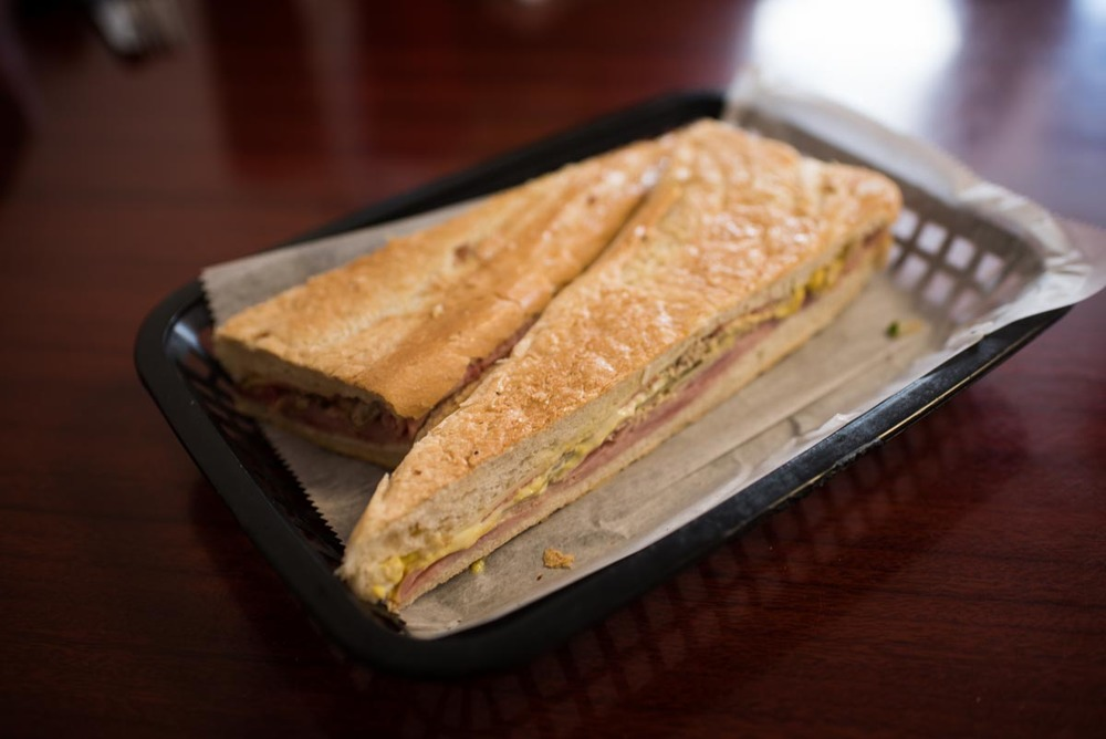 Cuban sandwich  at Arco Iris | Photo Credit: Find. Eat. Drink.