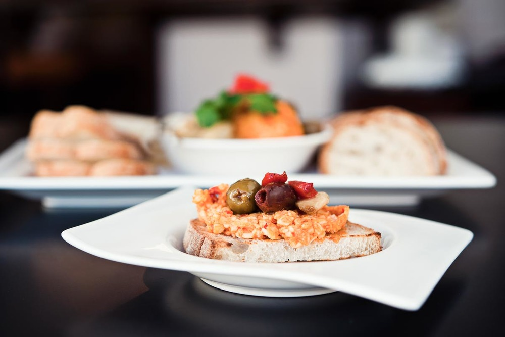 Pimento Cheese at Lemaure | Photograph courtesy of Lemaire